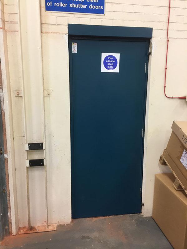 Gallery Bi Fold Rolfe Ltd Industrial Door Specialists Southampton