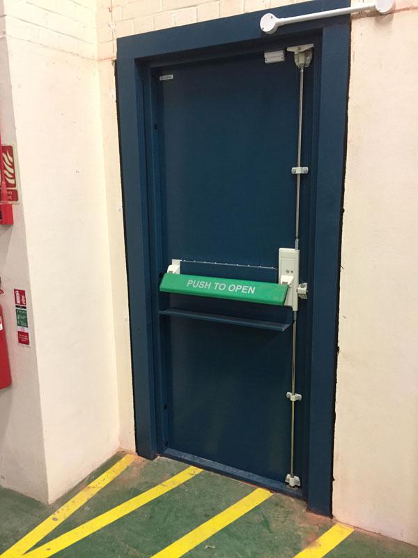 Gallery Bi Fold Rolfe Ltd Industrial Door Specialists